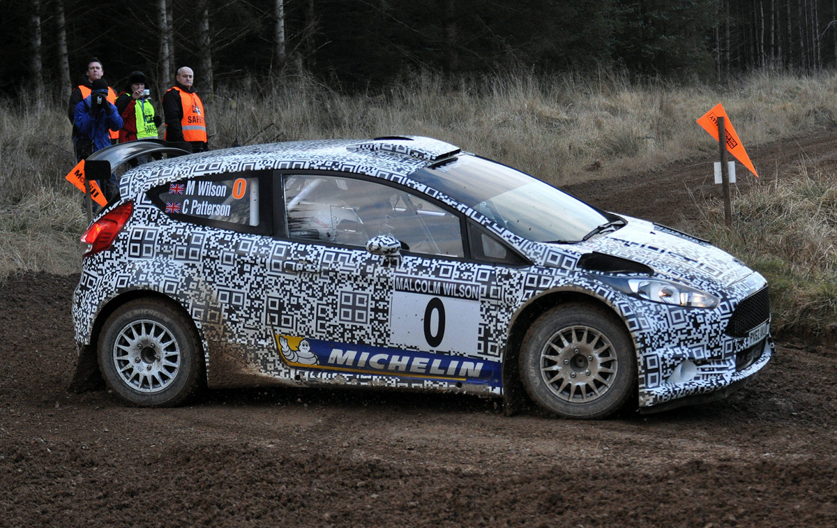 2013 Malcolm Wilson Stages