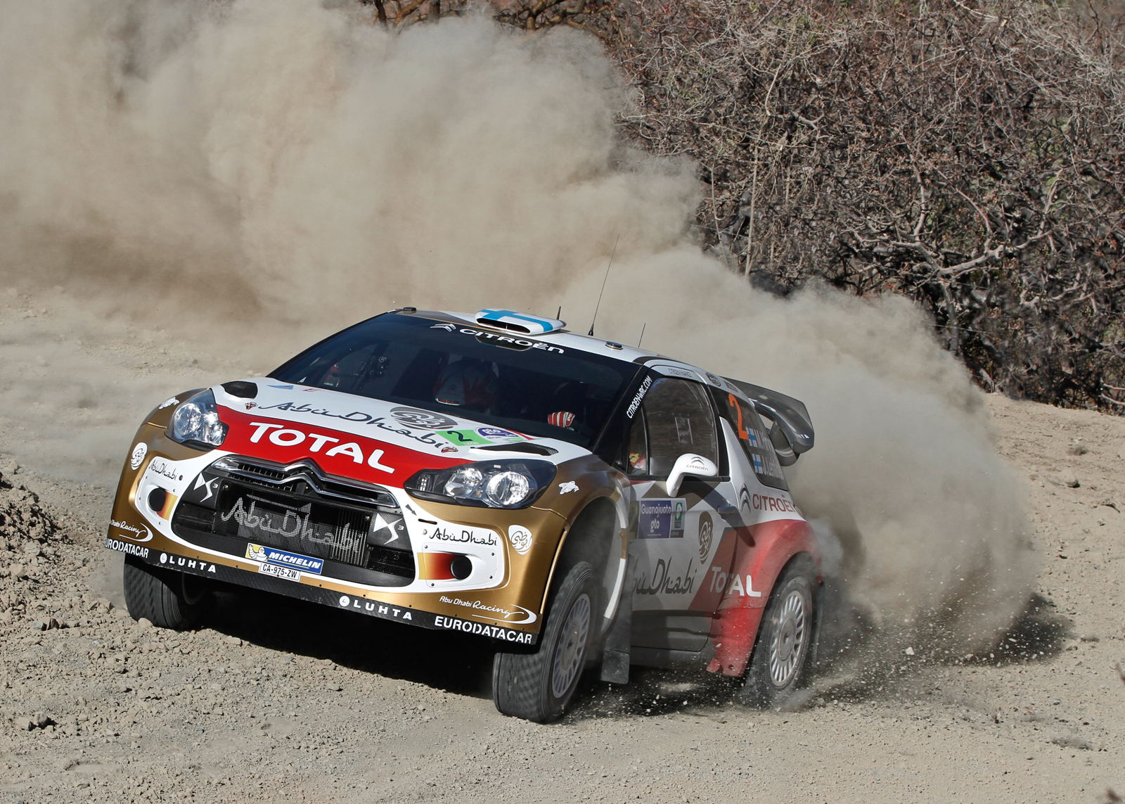 WORLD RALLY CHAMPIONSHIP 2013 - RALLYE MEXICO