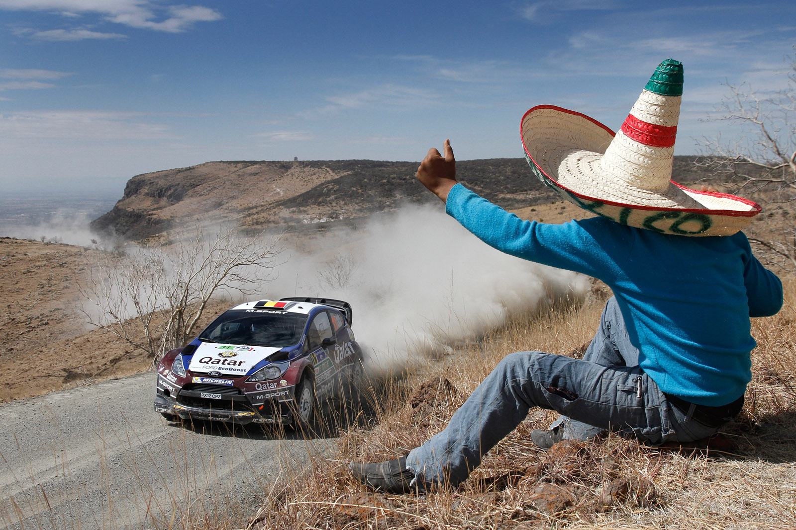 AUTOMOBILE: Rallye Mexico - WRC - 07/03/2013