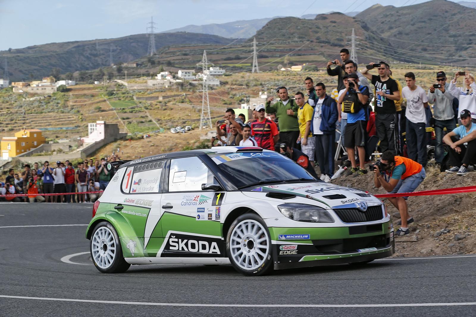 Rally Islas Canarias 5448