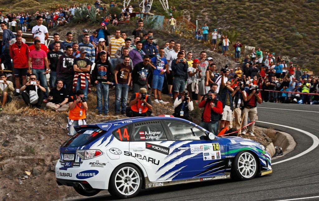 AUTOMOBILE: Rallye Islas Canarias- ERC - 21/03/2013