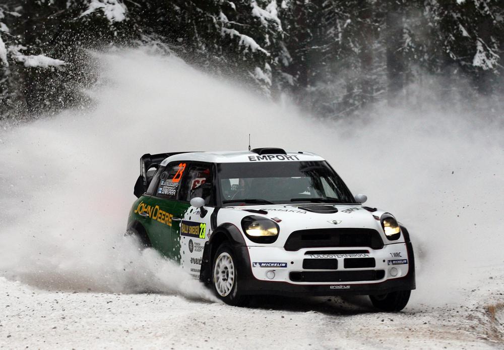 Rally Sweden, Karlstad 07-10 02 2013