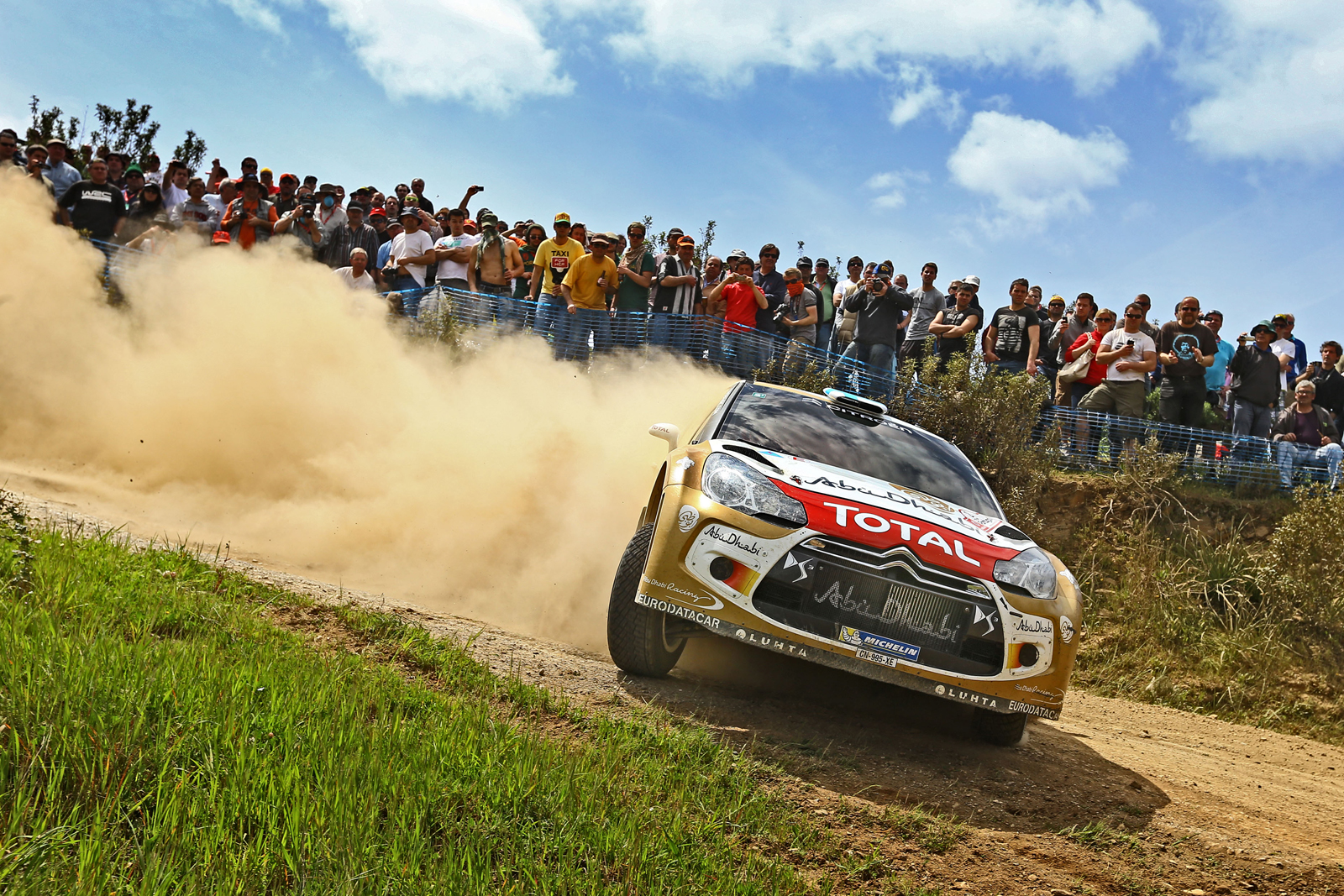 AUTOMOBILE: Rally du Portugal - WRC - 11/04/2013