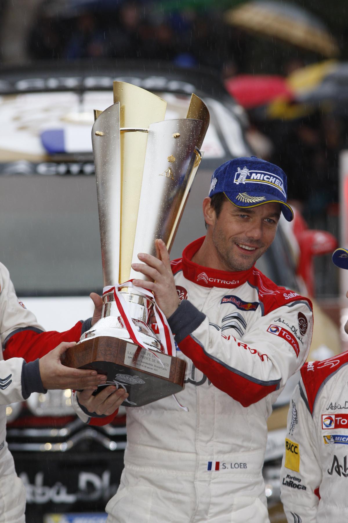 Sébastien Loeb - Winner