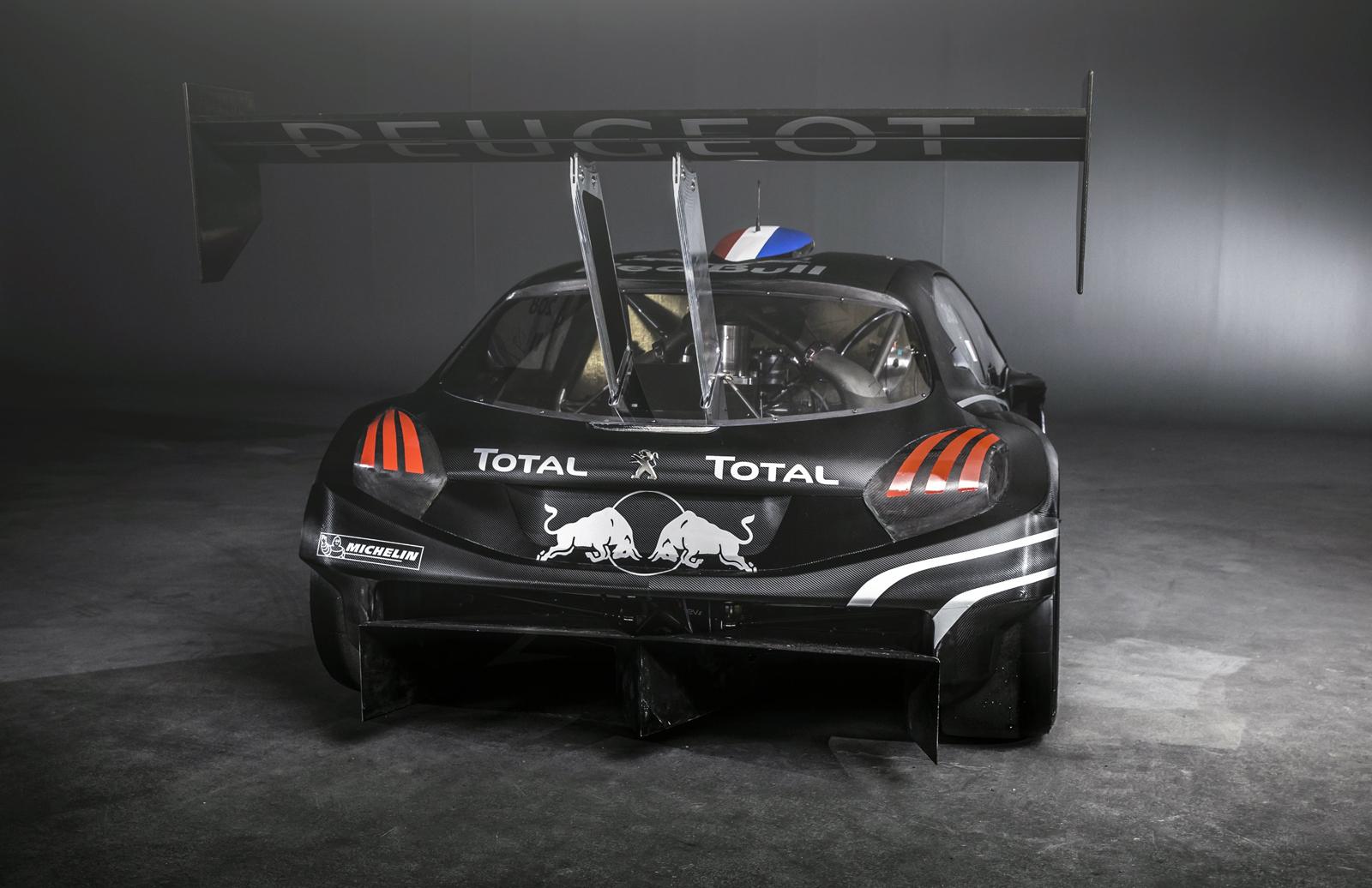 Peugeot 208T16 - Detail