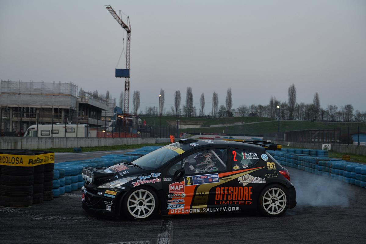 Perico Alessandro, Fabrizio Carrara (Peugeot 207 S2000 #2, P.A. Racing)