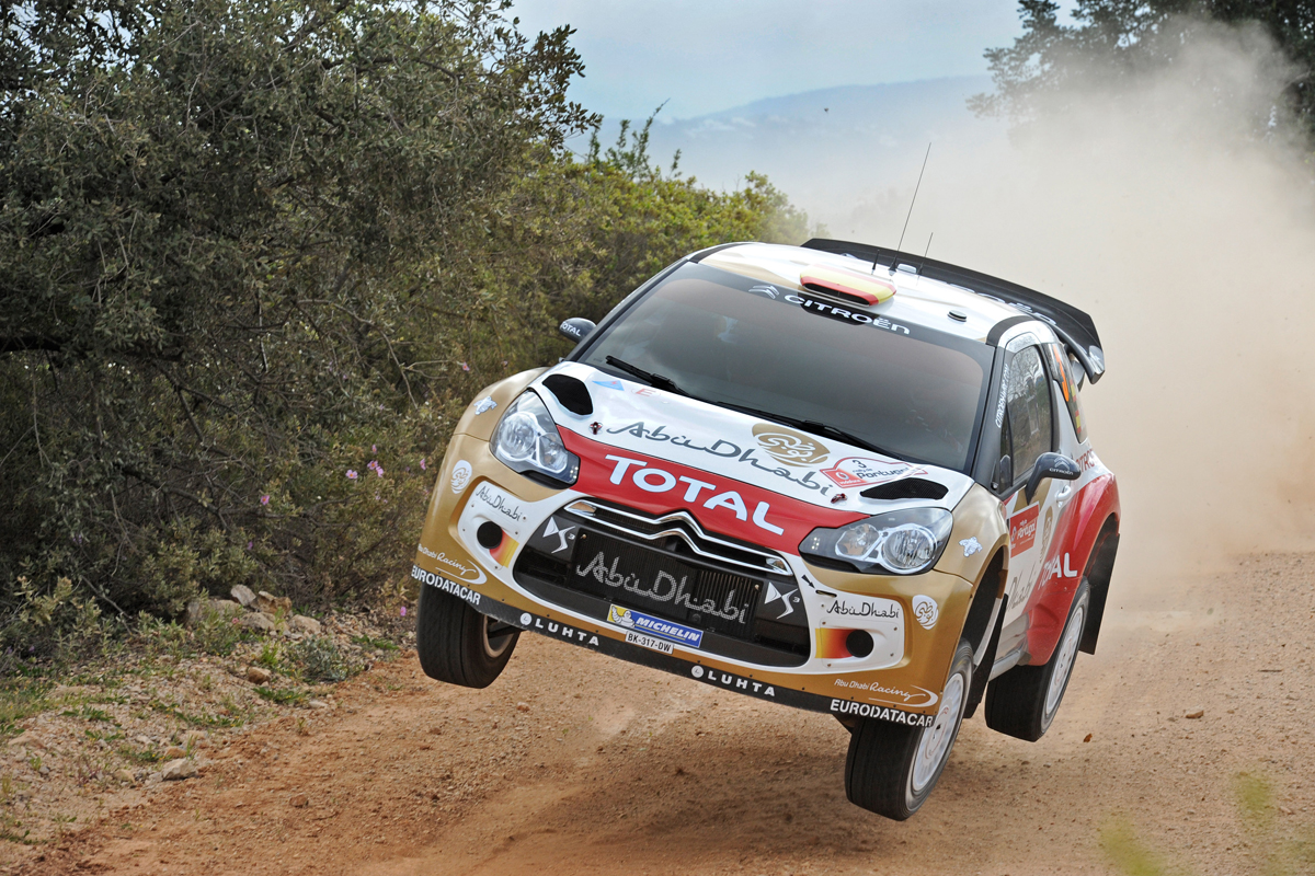 AUTOMOBILE: Rally du Portugal - WRC - 11/04/2013