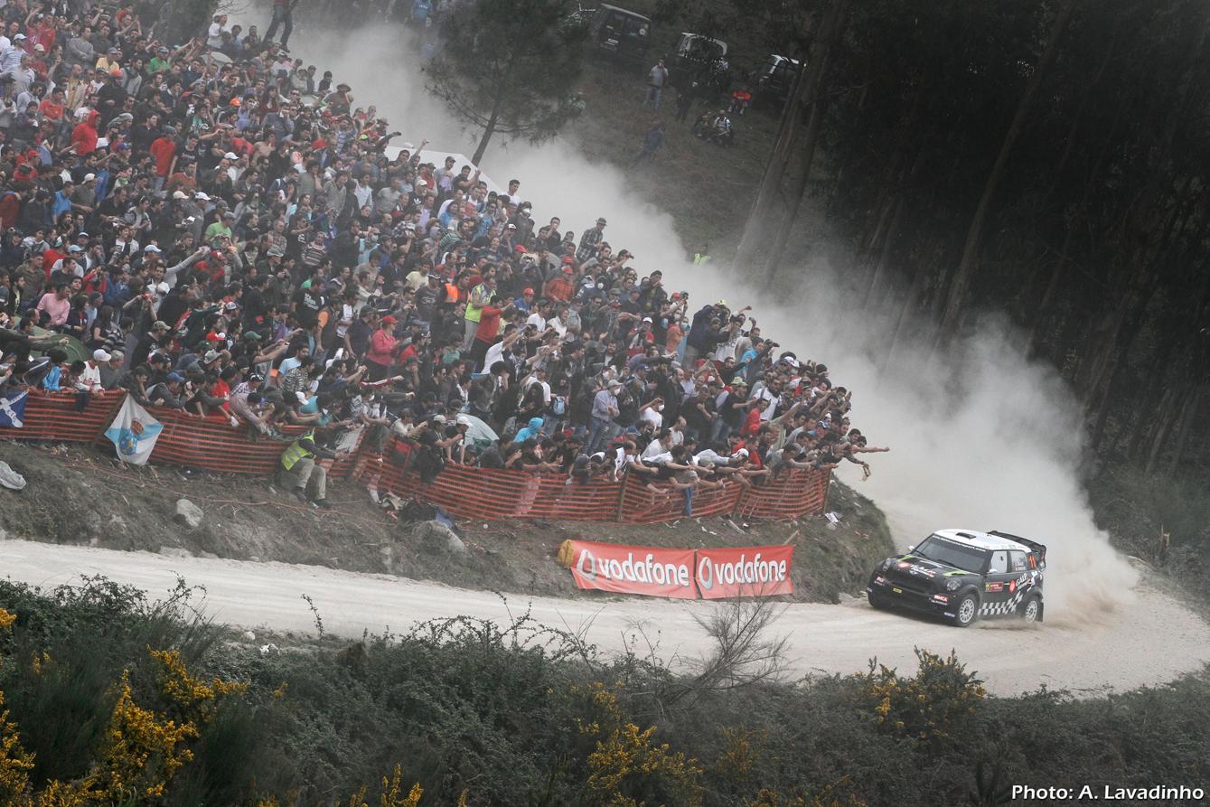 WORLD RALLY CHAMPIONSHIP 2012- WRC FAFE RALLY SPRINT