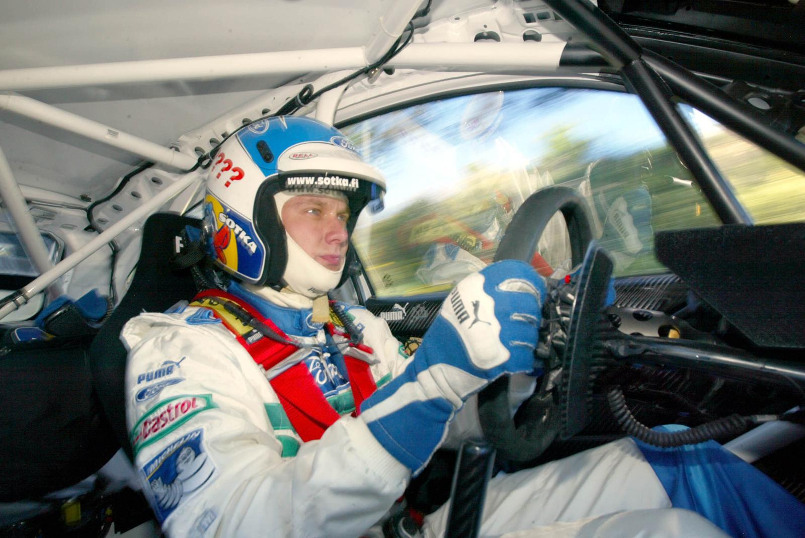 2005 Sardinia Rally