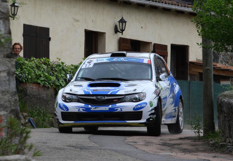 56e Tour de Corse, Ajaccio (FRA) 16-18 05 2013