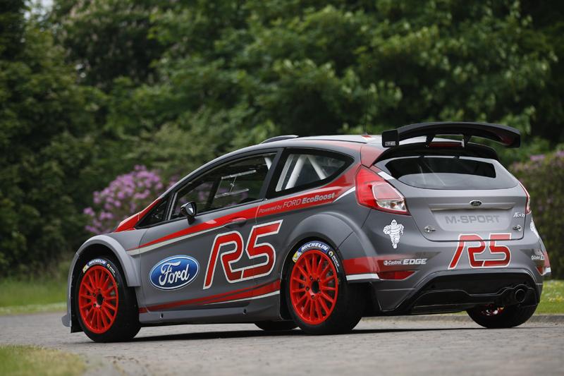 Ford Fiesta R5 Media Launch