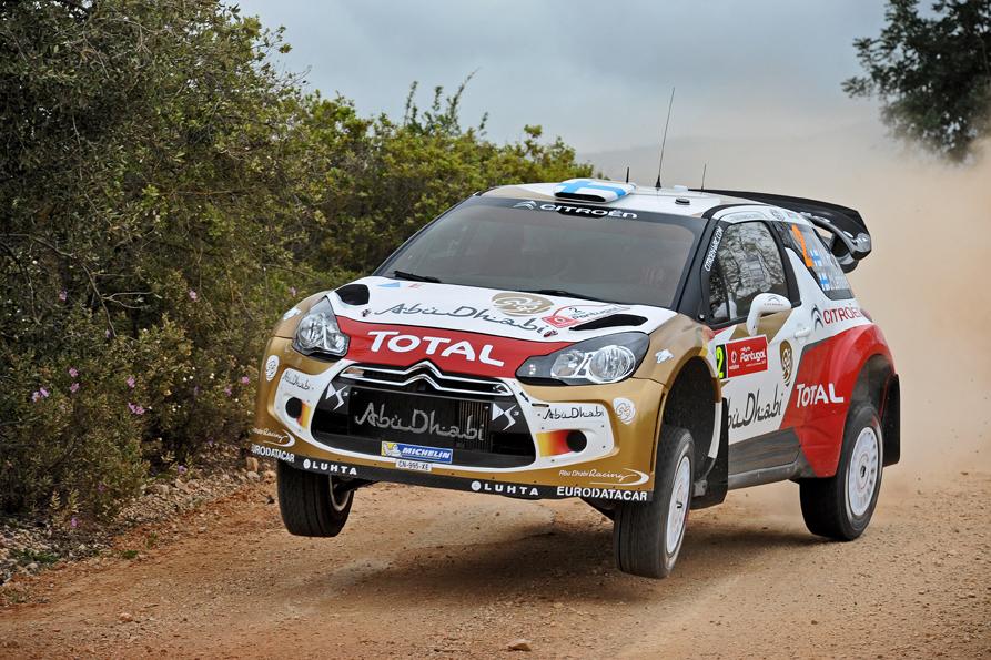 WORLD RALLY CHAMPIONSHIP 2013 - WRC RALLY PORTUGAL