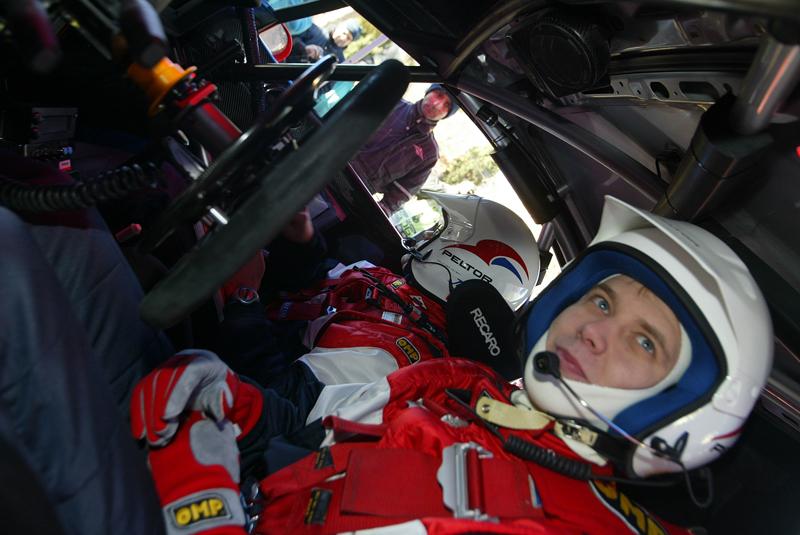 Rally Montecarlo 2006