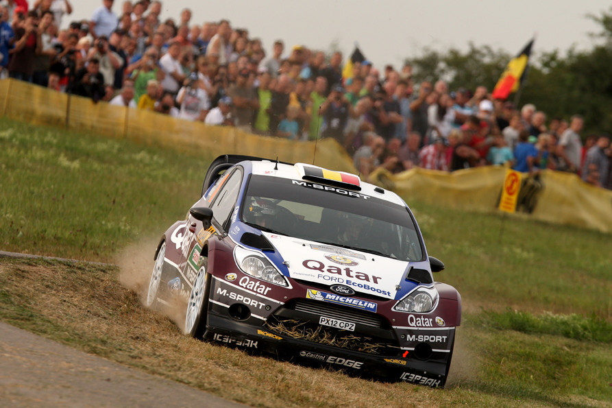 AUTOMOBILE: Rally du Allemagne - WRC -21/07/2013