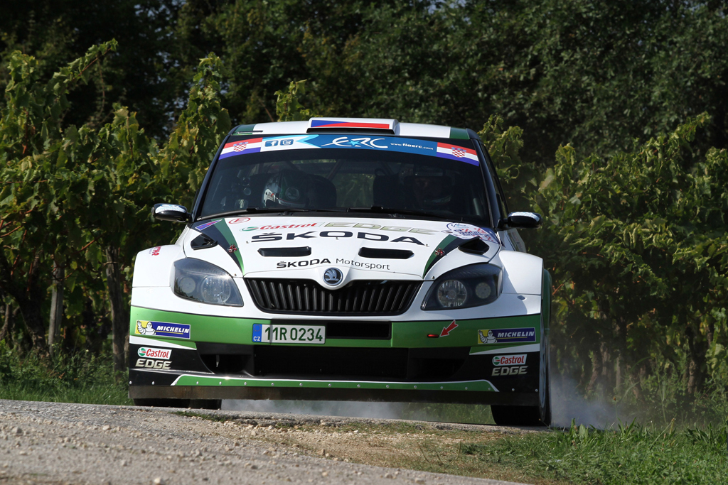 Croatia Rally, Porec 26-28 09 2013