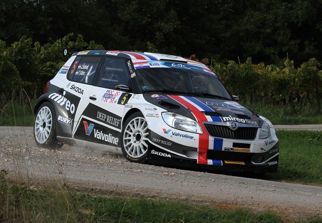 Croatia Rally, Porec 26-28 09 2013