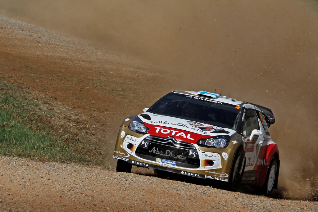 WORLD RALLY CHAMPIONSHIP 2013 - WRC AUSTRALIA