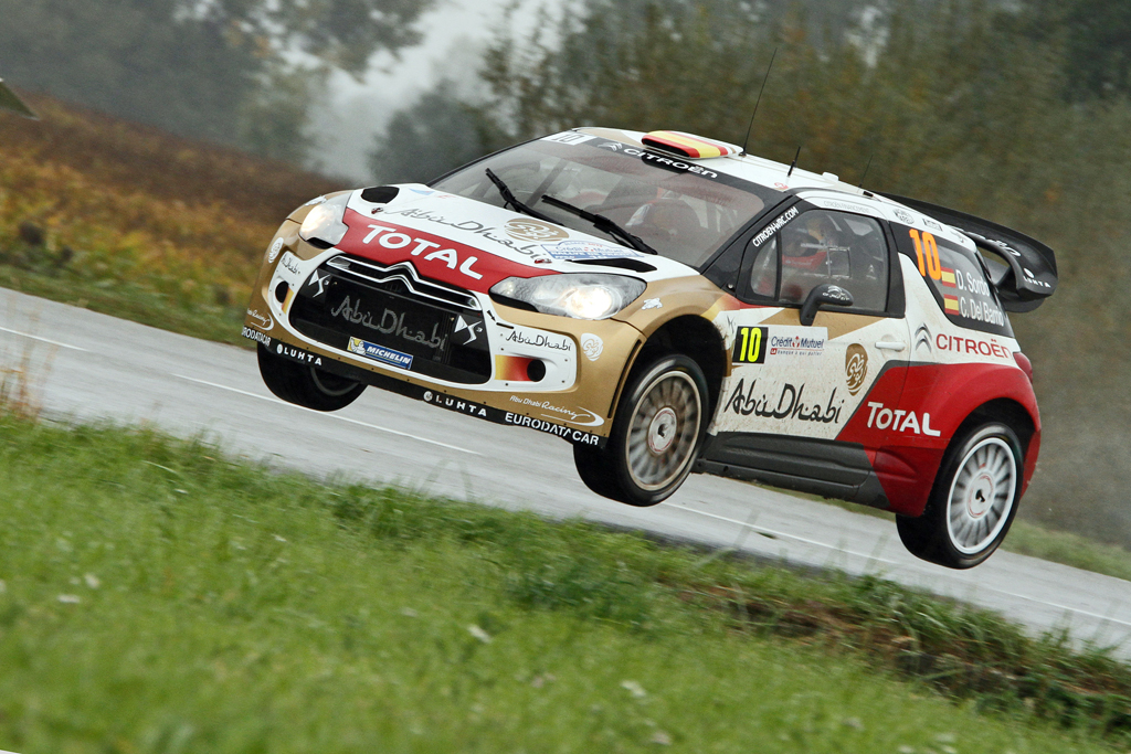 WORLD RALLY CHAMPIONSHIP 2013 - WRC FRANCE