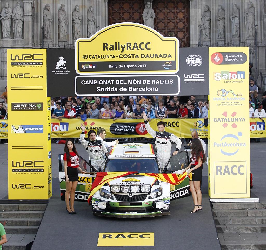 Rally Spain 5822