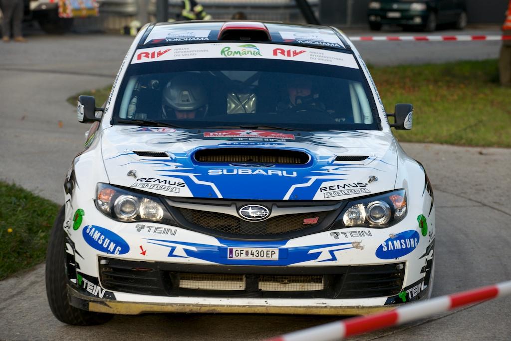 Rallye du Valais 2013