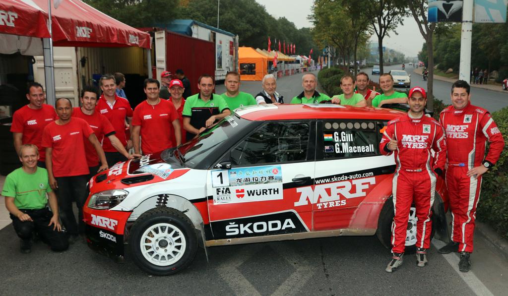 Rally China 5831