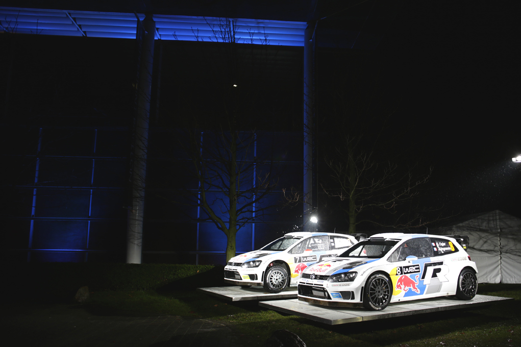 WRC - Saison 2013 Championship Cerenomy