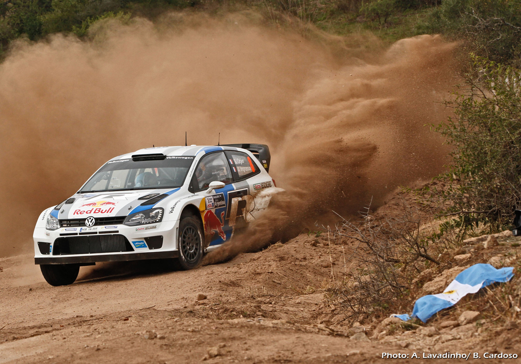 WORLD RALLY CHAMPIONSHIP 2013 - WRC RALLY ARGENTINA