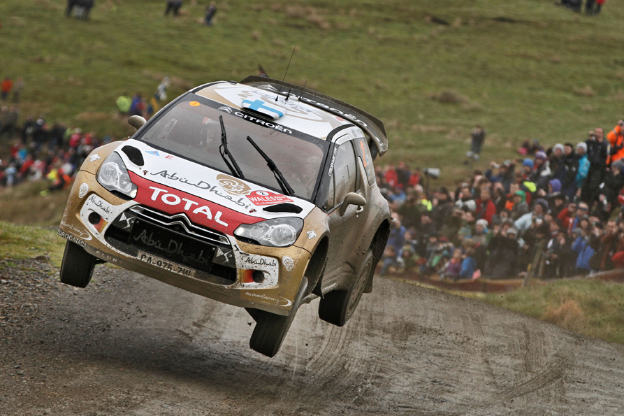 WORLD RALLY CHAMPIONSHIP 2013 - WRC WALES GB