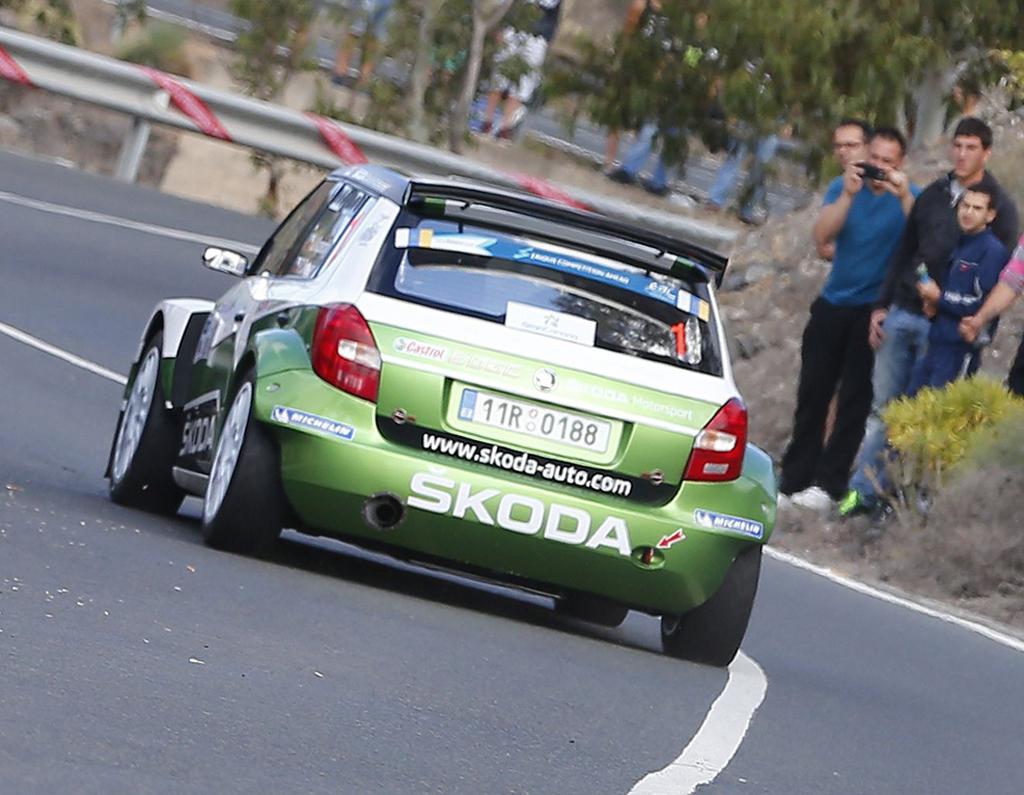 Rally Islas Canarias 5449