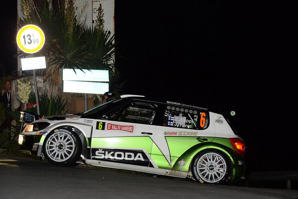 Rallye Sanremo (ITA) 11-12 10 2013