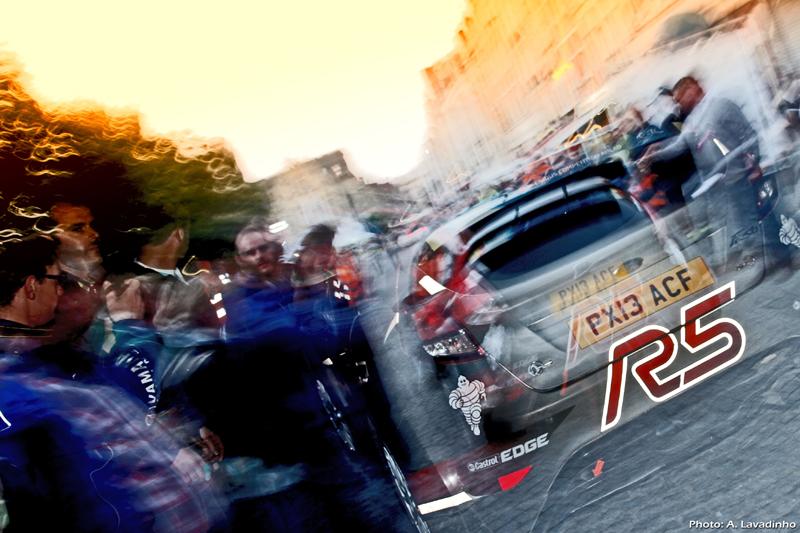 AUTOMOBILE: Rallye Ypres- ERC - 18/05/2013