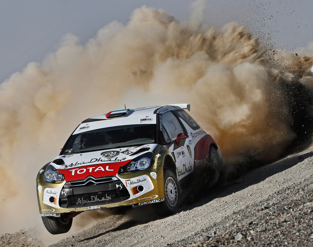 MERC- MIDDLE EAST RALLY CHAMPIONSHIP 2013 - DUBAI