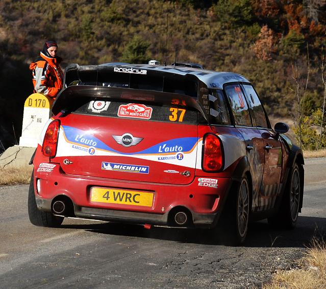 Mini Cooper WRC - Daniel SORDO CASTILLO