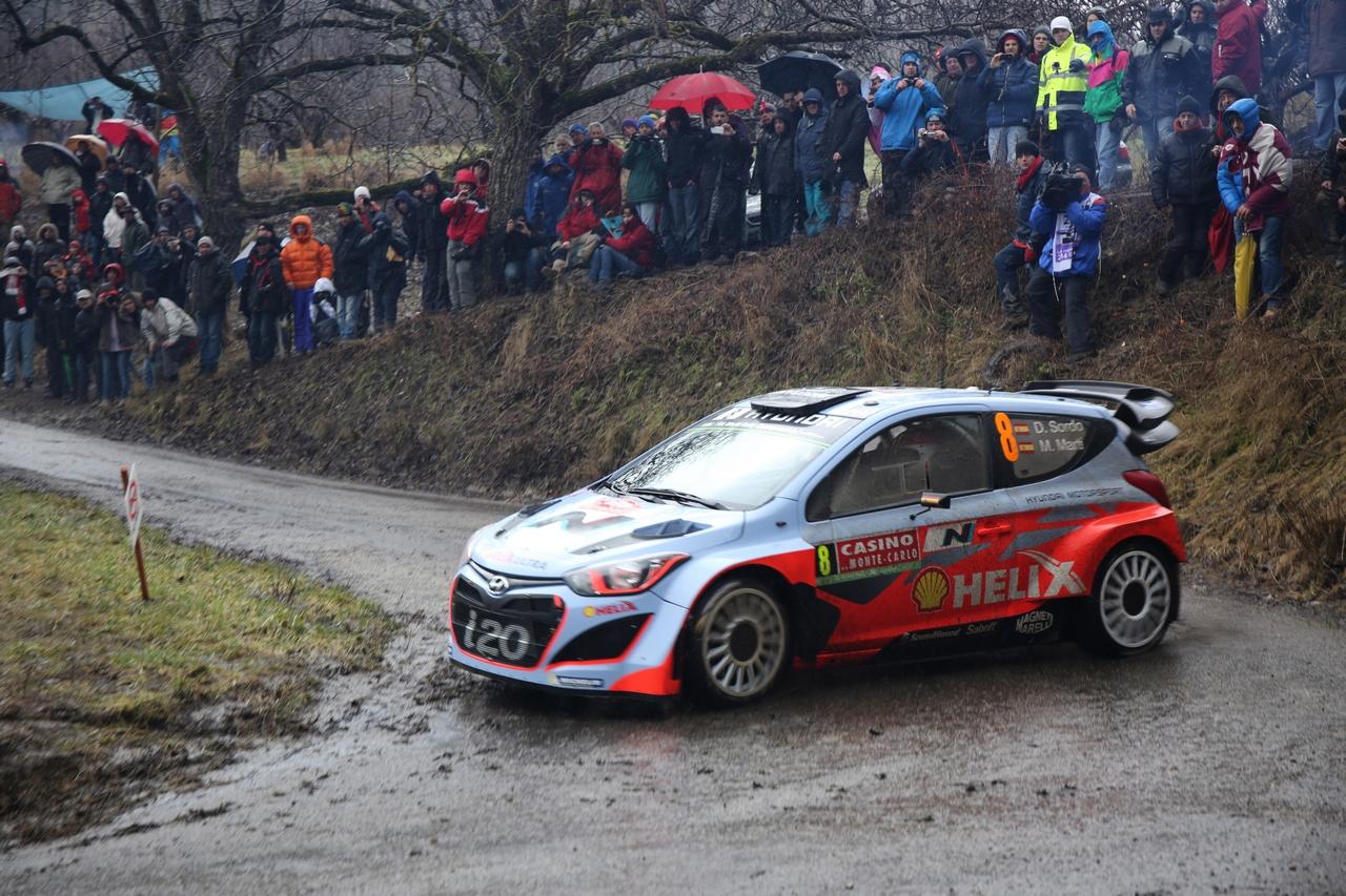 Rally Monte-Carlo, Gap 15-19 01 2014