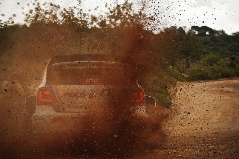 AUTO : Rallye du Portugal - WRC - 11/04/2013